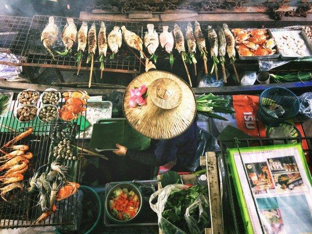 Southeast asia food
