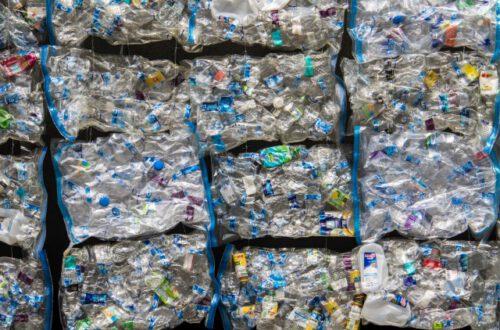 residuo plástico