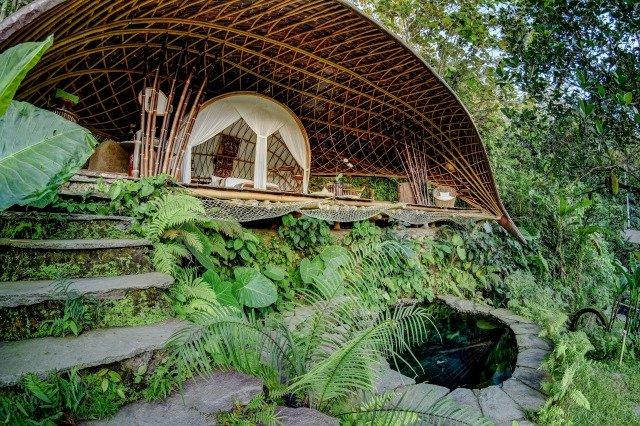 Los Mejores Hoteles y Albergues Ecológicos en Bali, Indonesia