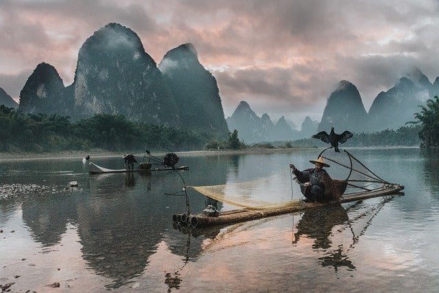 An Eco Friendly Trip to China
