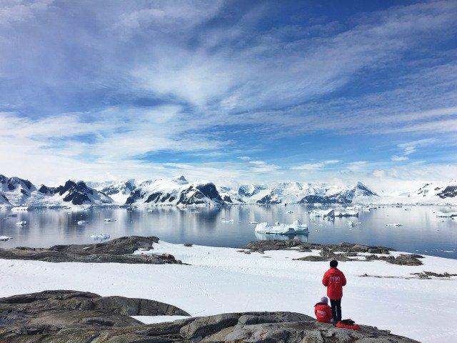 南極への持続可能な旅行